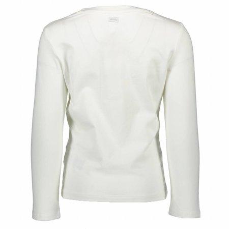 Le Chic Le Chic longsleeve nailpolish show off white
