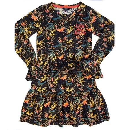 Little Miss Juliette Little Miss Juliette jurk Elvy's dress (elvy's wereld)