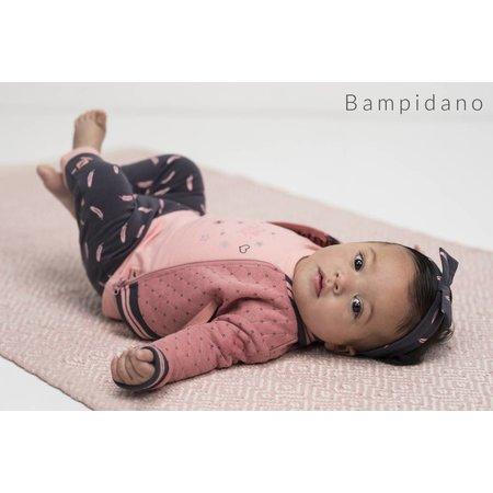 Bampidano Bampidano longsleeve plain pink