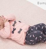 Bampidano Bampidano longsleeve bows pink