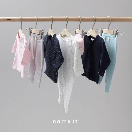 Name It Name It romper delucious canal blue