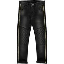 Spijkerbroek April black