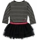 Quapi Quapi jurkje Malin midnight stripe