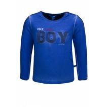 Longsleeve boy princess blue