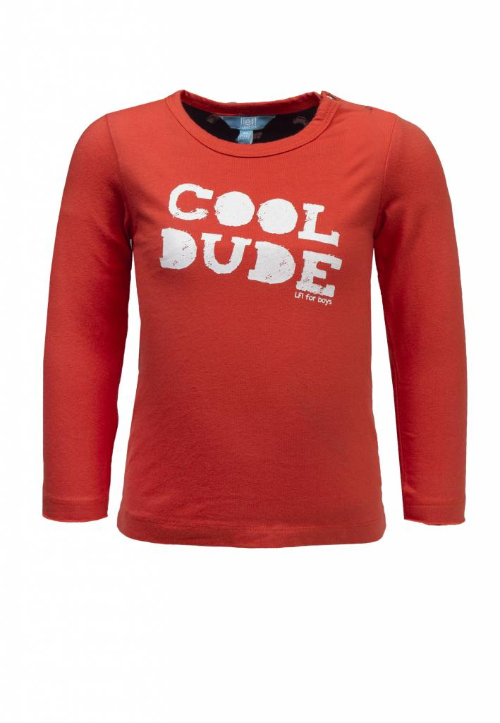 Lief! Lifestyle Lief! Lifestyle longsleeve cool dude grenadine