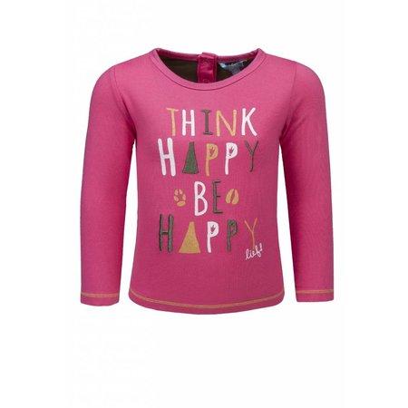 Lief! Lifestyle Lief! Lifestyle longsleeve fandango pink