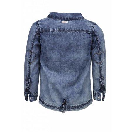 Lief! Lifestyle Lief! Lifestyle blouseje blue denim