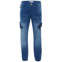 Jogg-denim Romeo ajno medium blue denim