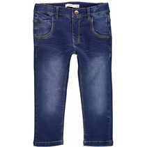 Spijkerbroek Robin balou medium blue denim