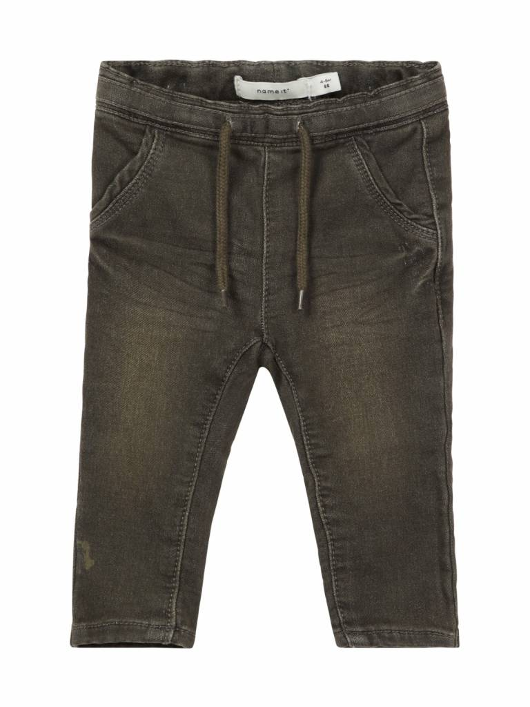 Name It Name It jogg-jeans Robin chino burnt olive