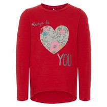 Name It longsleeve Olania jester red