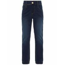 Jogg-jeans Rie dark blue denim