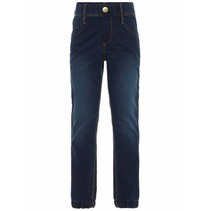 Jogg-jeans Rie dark blue denim