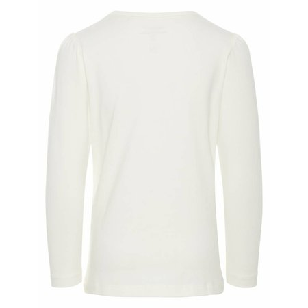 Name It Name It longsleeve Oldino snow white