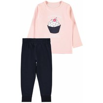 Pyjama strawberry cream