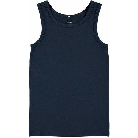 Name It Name It 2-pack tanktop grey/blue