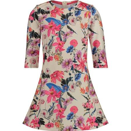 Vingino Vingino jurk Pelieze soft vanilia melee
