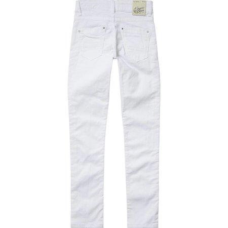 Vingino Vingino spijkerbroek Agitta white denim