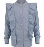 Vingino Vingino blouse Linny denim blue
