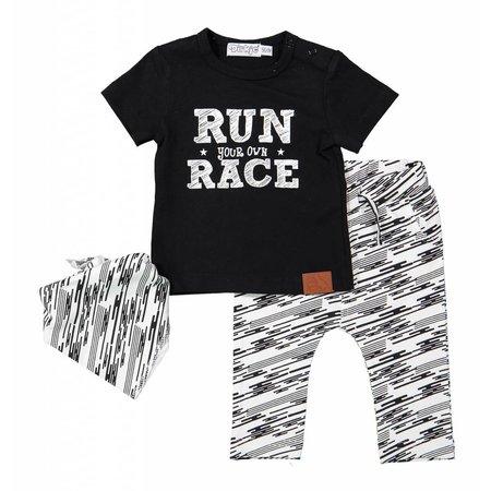 Dirkje Dirkje 2-delig setje run your own race