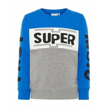Trui Tasuper strong blue