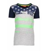 TYGO&vito TYGO&vito T-shirt stars&stripes navy