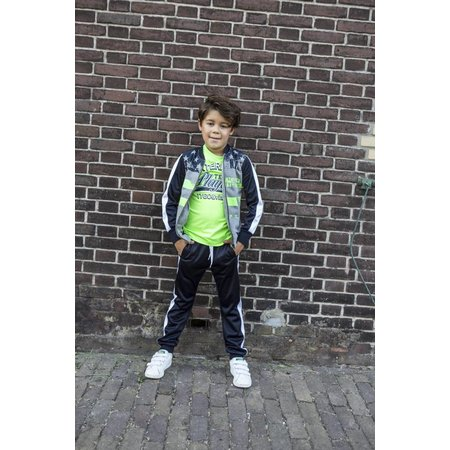 TYGO&vito TYGO&vito T-shirt neon team player green gecko