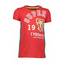 T-shirt superior red
