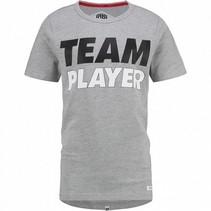 Daley Blind T-shirt Heath grey mele