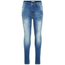 Spijkerbroek Theo Tate light blue denim