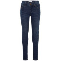 Spijkerbroek Theo Tance dark blue denim
