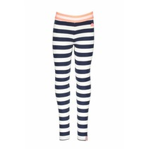 Legging y/d stripe midnight/ white