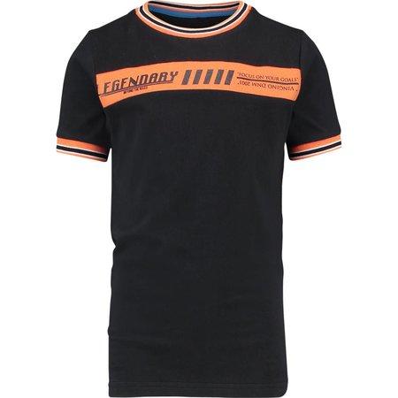 Vingino Vingino T-shirt Haitt deep black