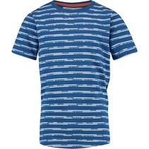 T-shirt Hyan pool blue