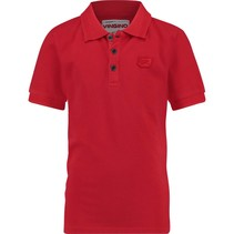Polo Kjalle flame red