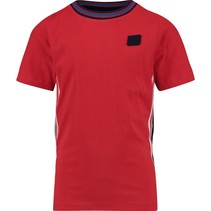 T-shirt Helki flame red