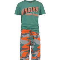 Pyjama Wahid dusty green