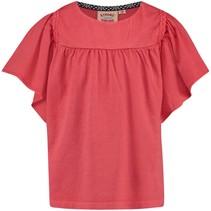ByDanie shirt Heley peach red