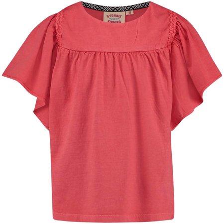 Vingino Vingino ByDanie shirt Heley peach red