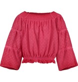 Vingino Vingino shirt Lestha red lollipop
