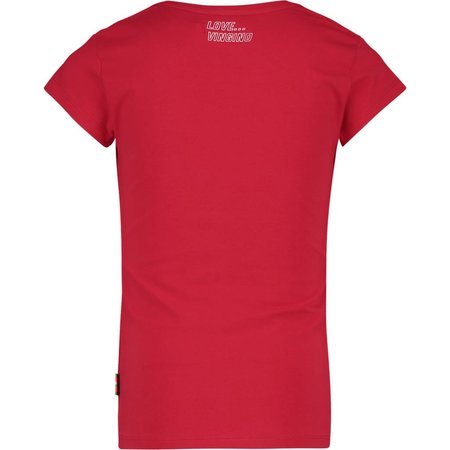 Vingino Vingino T-shirt Heste red lollipop