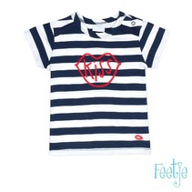 T-shirt streep sea view marine