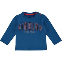Longsleeve Josah pool blue