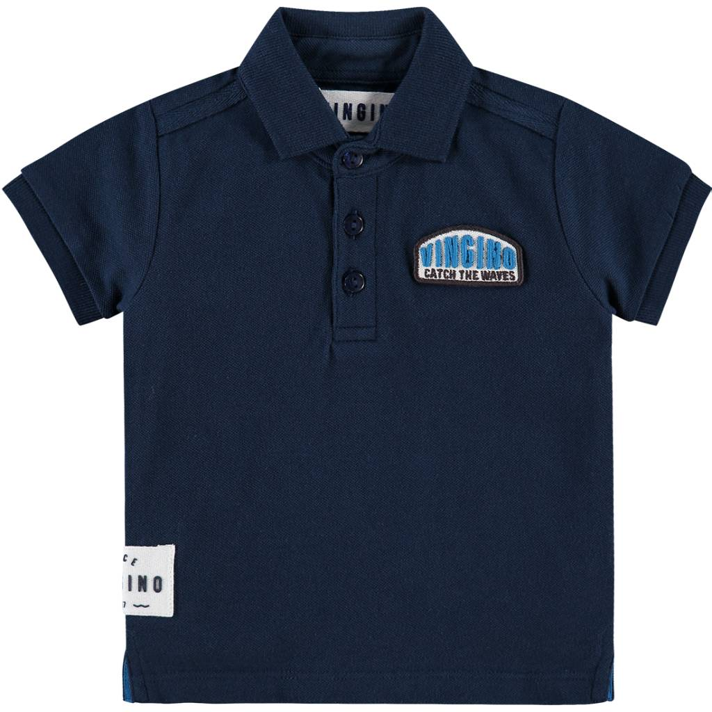 Vingino Vingino polo Keke dark blue
