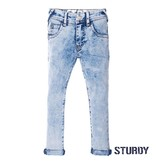 Sturdy Sturdy spijkerbroek light blue slim fit denim