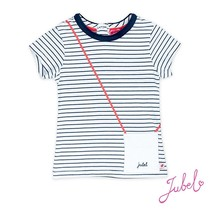 T-shirt streep sea view
