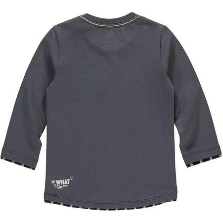 Quapi Quapi longsleeve Raily grey