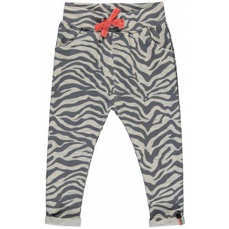 Quapi Quapi broekje Resi grey zebra