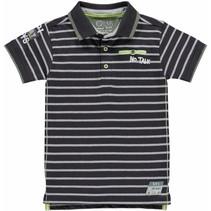 Polo Sander grey stripe