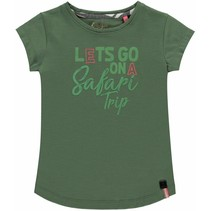 T-shirt Sass dusty olive